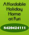 Holiday Home at Puri