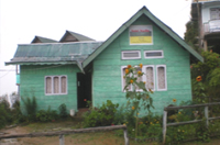 Pandim Cottage, Rishop