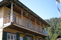 Kanchan View Guest House, Rishop